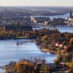 【スウェーデン ストックホルム】透明感のある雪化粧の美しい世界