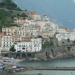 【サレルノ アマルフィ】ユネスコの世界遺産の美しい海でサスペンス