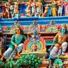 【タミル・ナードゥ州 チェンナイ】インドで伝説の男が暴れ回る