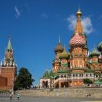 【モスクワ 赤の広場】いくつもの顔を持つ男は聖人になる