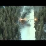 【オーストリア ゼルデン】映画史上最大の爆破シーンはギネス世界記録