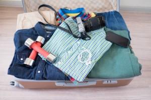 小さいスーツケース