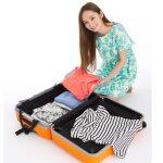スーツケースレンタル日数と料金