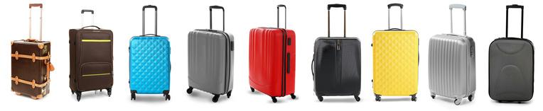 いろいろなスーツケース